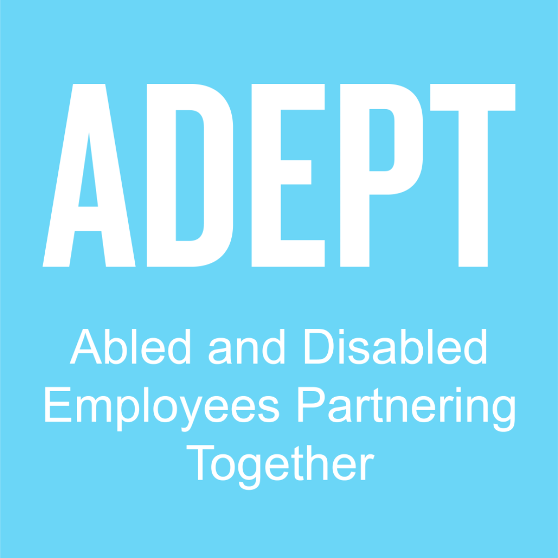 Abled and Disabled Employees Partnering Together